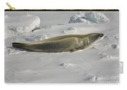 Crabeater Seal, Antarctica Carry-all Pouch