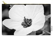 Crimson-eyed Mallow Carry-all Pouch