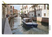 Cruisin' The Canals Carry-all Pouch