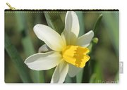 Cyclamineus Daffodil Named Jack Snipe Carry-all Pouch