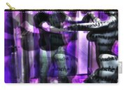Dancing All Night Long In The Studio Carry-all Pouch by Sir Josef - Social Critic - ART