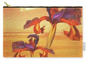 Dancing In The Sunset Carry-all Pouch