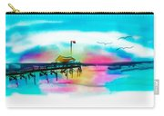 Daybreak At Pawleys Island Carry-all Pouch