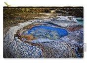Dead Sea Sink Holes Carry-all Pouch by Dan Yeger