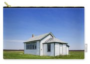Defunct One Room Country School Building Carry-all Pouch