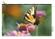Delicate Wings Carry-all Pouch by Bill Cannon