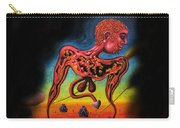Detail From - Restless Seeker Carry-all Pouch