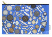 Diatoms Carry-all Pouch by Kent Wood