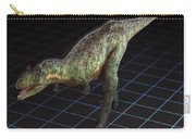 Dinosaur Aucasaurus Carry-all Pouch