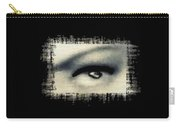 Distorted Eye Carry-all Pouch