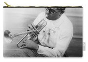 Dizzy Gillespie (1917-1993) Carry-all Pouch