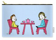 Doll Tea Party Carry-all Pouch