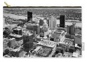 Downtown Skyline Of Toledo Ohio Carry-all Pouch