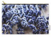 Dried Lavender Carry-all Pouch by Elena Elisseeva