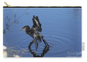 Drying Anhinga Carry-all Pouch