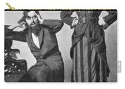 Du Maurier: Trilby, 1895 Carry-all Pouch