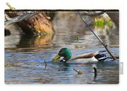 Ducktails Carry-all Pouch