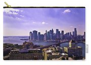 Dumbo View Of Lower Manhattan Carry-all Pouch