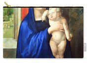 Durer's Madonna And Child Carry-all Pouch
