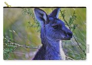 Eastern Grey Kangaroo Carry-all Pouch