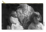 Edith Roosevelt (1861-1948) Carry-all Pouch