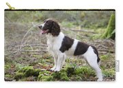 English Springer Spaniel Dog Carry-all Pouch