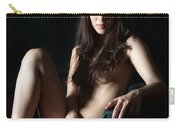 Erotic Woman Carry-all Pouch