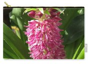 Eucomis Named Leia Carry-all Pouch