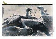 Eurasian Griffon Vulture Gyps Fulvus Carry-all Pouch