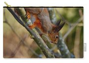 Eurasian Red Squirrel Carry-all Pouch