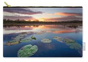 Everglades At Sunset Carry-all Pouch