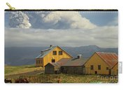 Eyjafjallaj�kull Ash Cloud, Iceland Carry-all Pouch