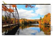 Autumn In Upper Michigan Carry-all Pouch