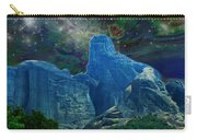Fantastic Landscape Carry-all Pouch by Augusta Stylianou