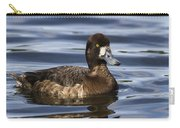 Female Scaup Carry-all Pouch