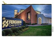 Ferguson Center For The Arts Carry-all Pouch