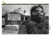 Film Homage Barbara Payton Bride Of The Gorilla 1951 Gorilla Mascot July 4th Mattress Sale 1991 Carry-all Pouch