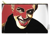 Film Homage Conrad Veidt The Man Who Laughs 1928-2013 Carry-all Pouch