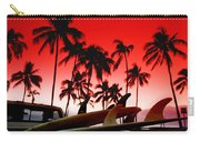 Fins N' Palms Carry-all Pouch