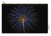 Fireworks Bursts Colors And Shapes Carry-all Pouch