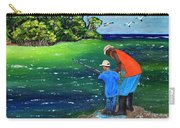 Fishing Buddies Carry-all Pouch