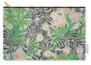 Floral Design Carry-all Pouch by William Morris
