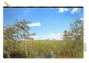 Florida Everglades Carry-all Pouch