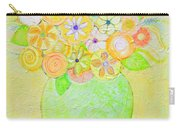 Flowers In Heaven Carry-all Pouch
