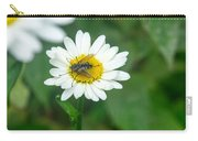 Fly On Daisy 3 Carry-all Pouch