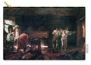 Foundry, 18th Century Carry-all Pouch