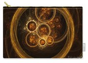 Fractal Flames Carry-all Pouch