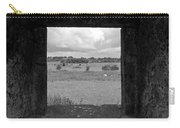 Framed Irish Landscape Carry-all Pouch