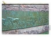 Franklin Roosevelt's Funeral Cortege Carry-all Pouch
