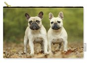 French Bulldogs Carry-all Pouch